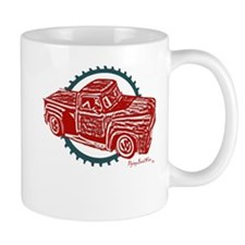 Ford Truck Custom Mugs