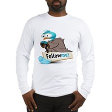 jedi knight twitter Long Sleeve T-Shirt