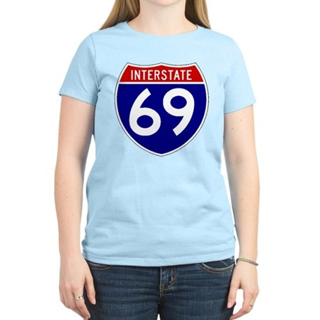 I-69 Women's Light T-Shirt