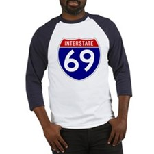 I-69 Baseball Jersey