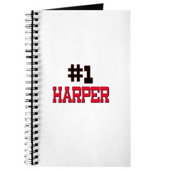 Number 1 HARPER Journal