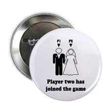 """Cute Bachelor party 2.25"""" Button (10 pack)"""