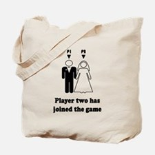 Unique Game over Tote Bag