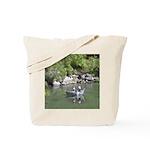 Drift Fishermen Rogue River Tote Bag