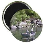 Drift Fishermen Rogue River Magnet