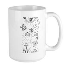 Lost in Thought Mug
