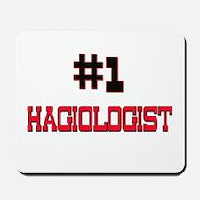 Number 1 HAGIOLOGIST Mousepad