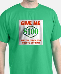 GET RICH QUICK T-Shirt
