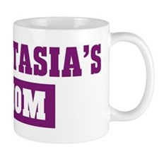 Anastasias Mom Small Mug
