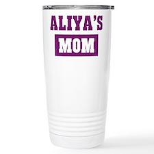 Aliyas Mom Travel Mug