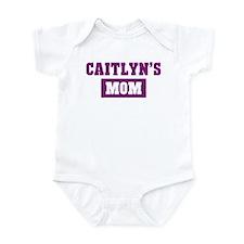 Caitlyns Mom Infant Bodysuit