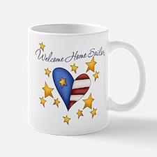 Welcome Home Sailor Mug