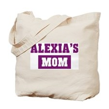 Alexias Mom Tote Bag