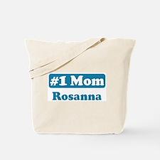 #1 Mom Rosanna Tote Bag