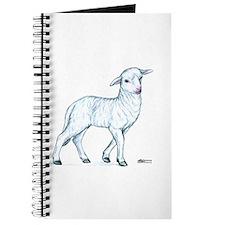 Little White Lamb Journal
