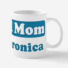 #1 Mom Veronica Mug