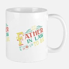Pastel Father in Law Mug