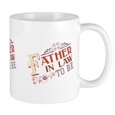 Antique Father in Law Mug