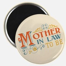 Warm Mother in Law Magnet