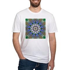 Blue Passion Flower I Shirt
