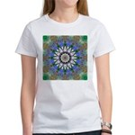 Blue Passion Flower I Women's T-Shirt
