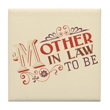 Antique Mother in Law Tile Coaster
