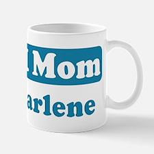 #1 Mom Marlene Mug
