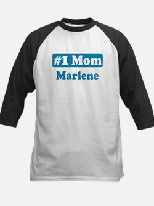 #1 Mom Marlene Tee