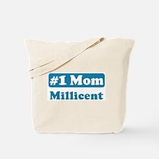 #1 Mom Millicent Tote Bag