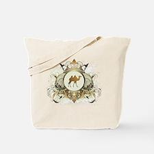 Stylish Camel Tote Bag