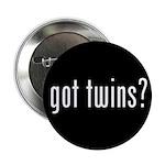 got twins? Button
