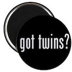 got twins? Magnet