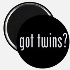 got twins? Magnet