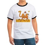 Funny Camel Ringer T