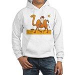 Funny Camel Hooded Sweatshirt