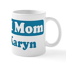 #1 Mom Karyn Mug