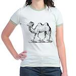 Camel Crest Jr. Ringer T-Shirt