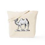 Camel Crest Tote Bag