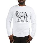 Camel Crest Long Sleeve T-Shirt