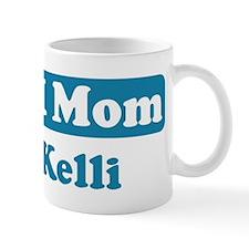 #1 Mom Kelli Mug