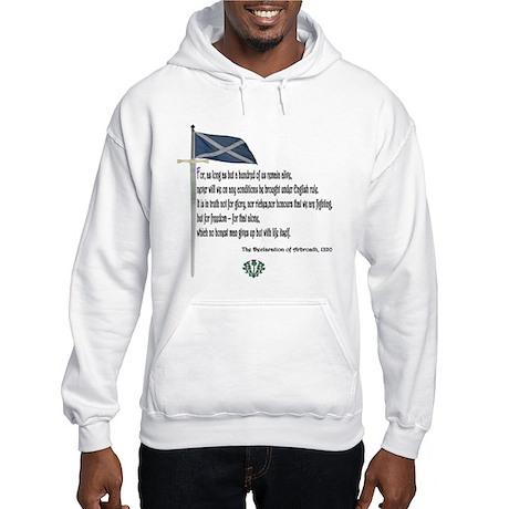 Declaration Of Arbroath Hooded Sweatshirt