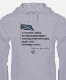 Declaration Of Arbroath Hoodie