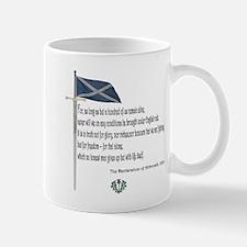 Declaration Of Arbroath Mug