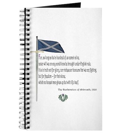 Declaration Of Arbroath Journal