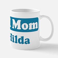 #1 Mom Hilda Mug