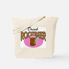 Drink RootBeer Tote Bag