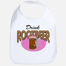Drink RootBeer Bib