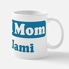 #1 Mom Jami Mug