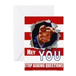 Hey YOU! Greeting Cards (Pk of 10)