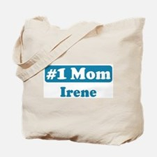 #1 Mom Irene Tote Bag